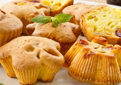 Fayrouz Pineapple Muffins