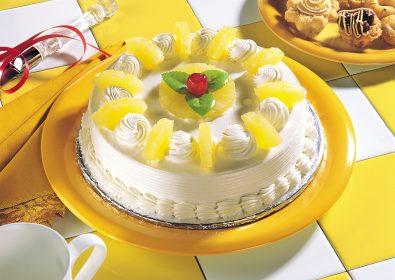 Fayrouz Pineapple Vanilla Cake