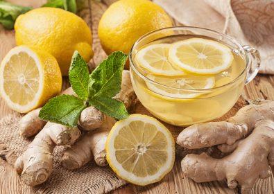 AMSTEL GINGER Lemon Splash