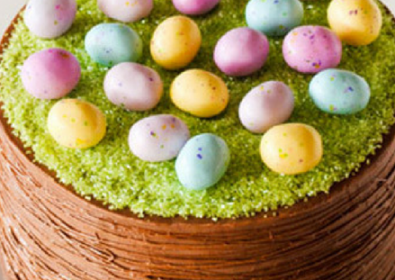 Easter Basket Cake (Easter Treats)