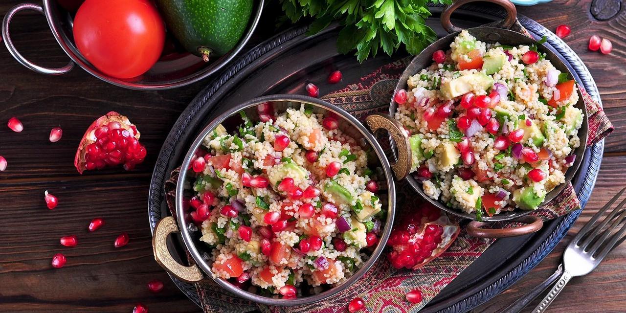pomegranate recipes