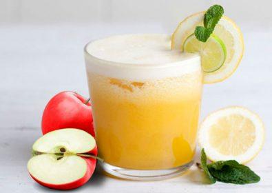 Fayrouz  Apple Cider Mocktail