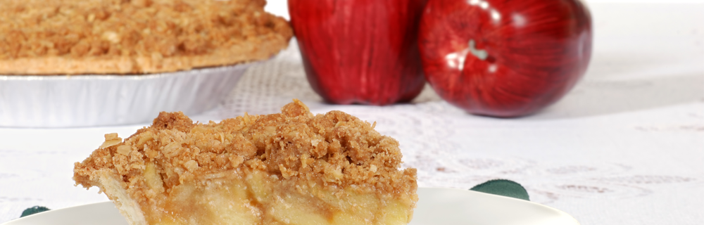 Apple Pie with Fayrouz & Oats