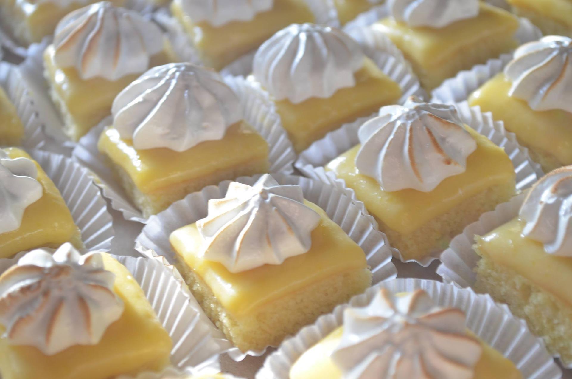 مكعبات الليمون السهله بالأمستل رادلر